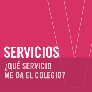 Servicios del Colegio