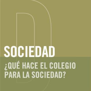 El Colegio y la sociedad