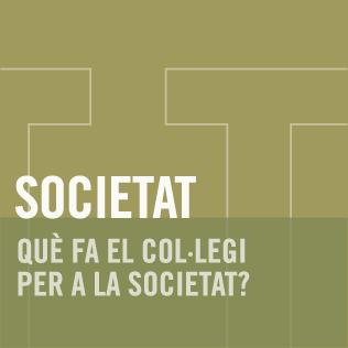 El Col·legi amb la societat