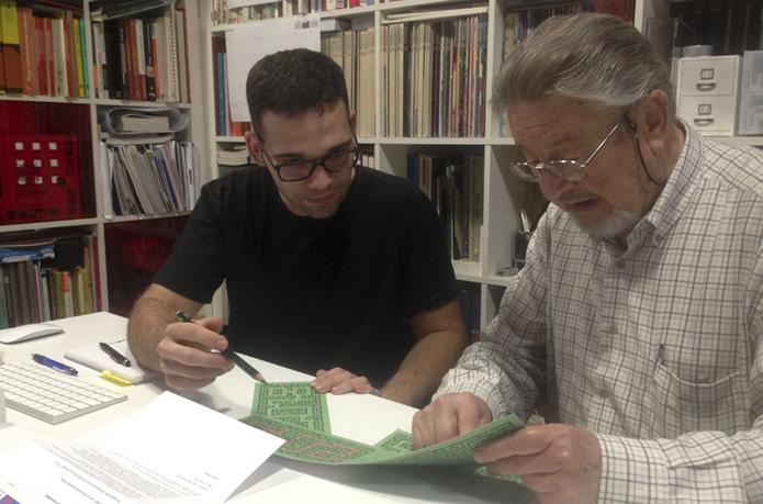 Ed Vecino i Hubert Weber