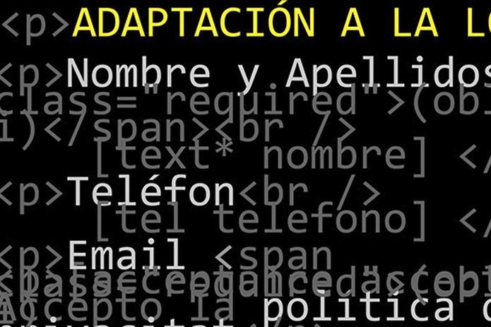 Adaptación LOPD