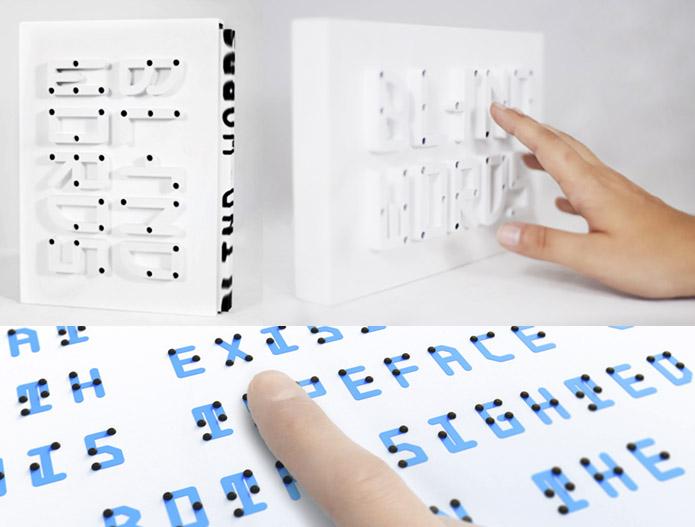blind words- vs- braille neue