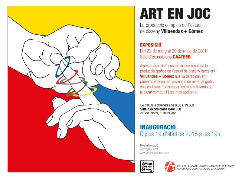 Exposició de l'obra de l'estudi Villuendas-Gómez