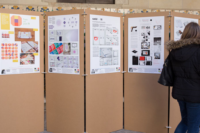 Exposició- premis gaudeamusprojecta