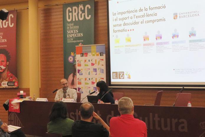 Acte de presentació de la segona edició