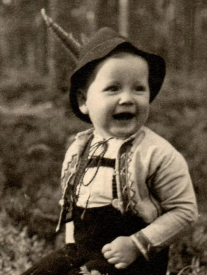 Hubert en l'any 1939