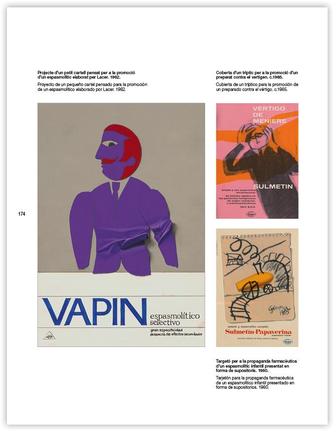 propaganda productes farmaceutics 1960-65 -huguet