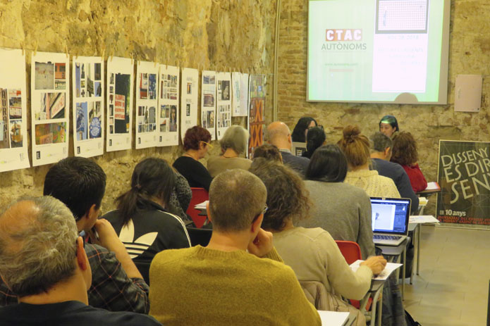 Èxit de participació a la sessió informativa CTAC