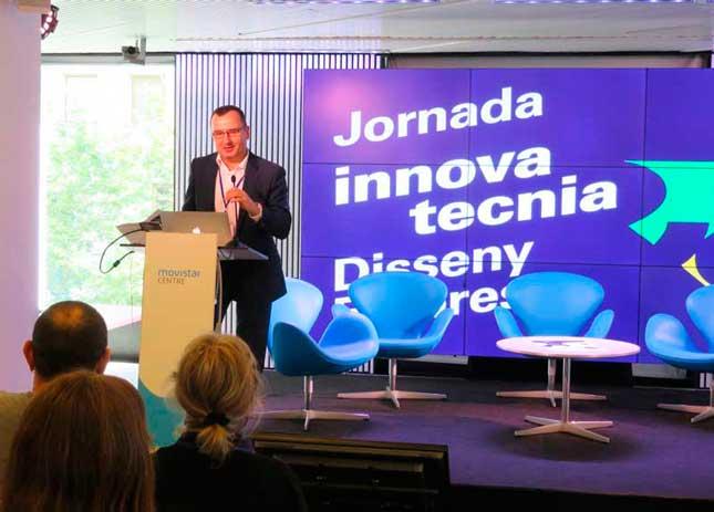 INNOVA&TECNIA, una jornada transversal sobre disseny i empresa al MOVISTAR Centre