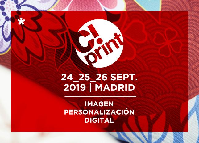 Visita C! Print2019 - Del 24 al 26 de septiembre, en Madrid