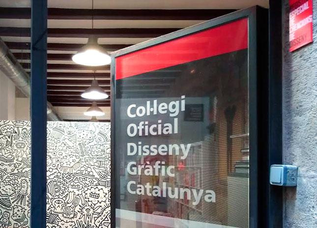 Un Colegio abierto a todos los profesionales del Diseño Gráfico, de la Comunicación Visual