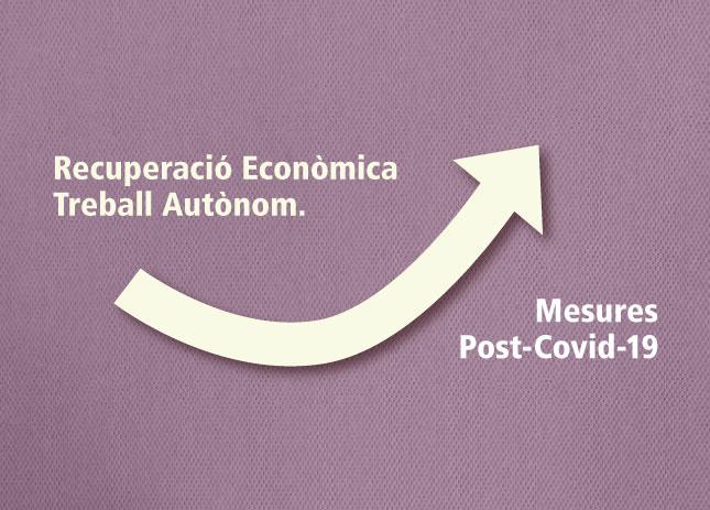 Sessió informativa recuperació econòmica treball autònom · 9 de juliol a les 16.30