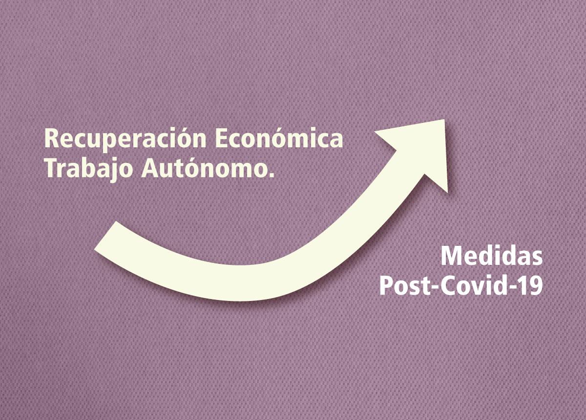 Sesión informativa recuperación económica trabajo Autónomo · 9 de julio a las 16:30