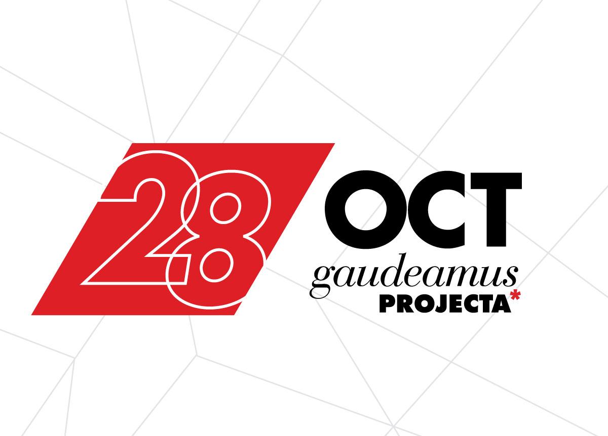 ¡La 3ª edición de los Premios gaudeamusPROJECTA ya tiene nueva fecha y será en formato virtual!