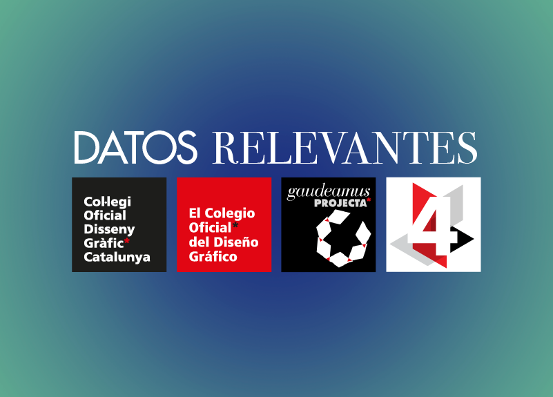 Datos relevantes · 4ª edición de los Premios gaudeamusPROJECTA