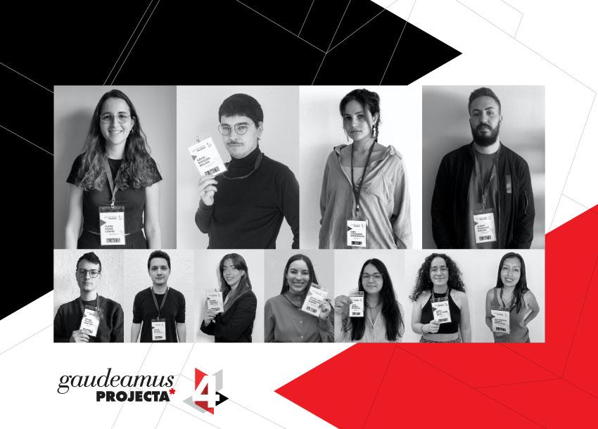 Felicitem als finalistes dels Premis gaudeamusPROJECTA 2020